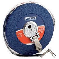 Draper 88215 STFG Expert 20 M/66ft Fibreglass Measuring Tape