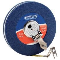 Draper 88217 SST30 Expert 30 M/100ft Steel Measuring Tape