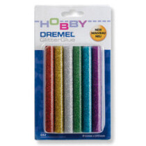 Dremel 26150GS2JA Hobby Glitter Glue Sticks 26150GS2JA