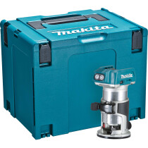 Makita DRT50ZJ Body Only 18V Brushless Router/Trimmer in Makpac Case