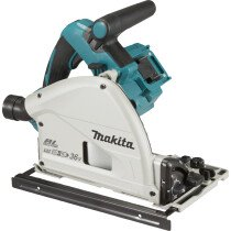 Makita DSP601ZJU Body Only Twin 18v Brushless Plunge Saw LXT in MakPac Case