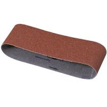 DeWalt DT3304 Abrasive Belts 533x75mmxP100 100 Grit (Pack of 10)