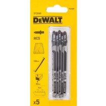 DeWalt DT2049-QZ HCS Clean Straight Cutting in Wood, Chipboard DOC 60mm DT2049 (T101DP)