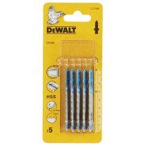 DeWalt DT2160-QZ HSS Metal Straight Cutting, Sheet Metal DOC3mm DT2160 (T118A)