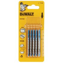 DeWalt DT2162-QZ HSS Metal Straight Cutting, Thin Material DOC 1mm DT2162 (T118G)
