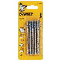 DeWalt DT2163-QZ HSS Metal Fast Straight Cutting, Thick Material DOC 15mm DT2163(T127D)