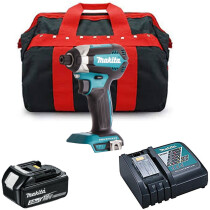 Makita DTD153RFX1 18v Brushless Impact Driver with 1 x 3.0Ah Battery