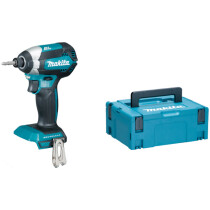Makita DTD153ZJ Body Only 18V Brushless Impact Driver with Makpac Case