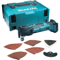 Makita DTM51ZJX7 Body Only 18V Multi Tool With Accessory Set in MakPac Case
