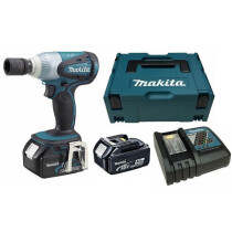 "Makita DTW251RMJ 18v ½"" Impact Wrench 2 x 4.0Ah Batteries, Replaces DTW251RFE"