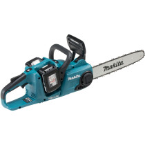 Makita DUC353PG2 Twin 18V Chainsaw 35cm with 2 x 6.0Ah Batteries