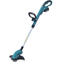 Makita DUR181RT 18V 26cm Line Trimmer with 1 x 5.0Ah Battery