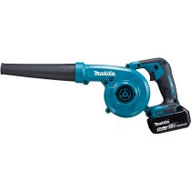 Makita DUB185RT 18v Blower with 1 Battery and Charger