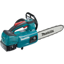 Makita DUC254RT 18V Top Handle Chainsaw 25cm Bar with 1 x 5.0Ah Battery