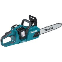 Makita DUC355PG2 Twin 18V Chainsaw 35cm with 2 x 6.0Ah Batteries