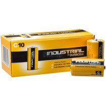 Duracell 1400 'C' Type Industrial/Procell LR14 Alkaline Batteries (Each)