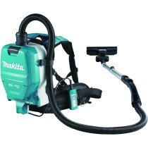 Makita DVC261ZX11 Body Only Twin 18v Backpack Vacuum Cleaner