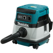 Makita DVC861LZ Cordless or Corded Vacuum Cleaner, Twin 18v (36v) L Class
