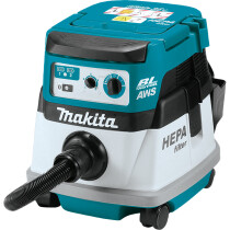 Makita DVC864LZ Body Only 18Vx2 Brushless L-Class Dust Extractor