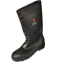 Warrior DWFO020 Safety Wellington Boot Toecap & Midsole S5 SRA UK Size 10