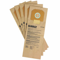Dewalt DWV9401-XJ Paper Bags Pack 5