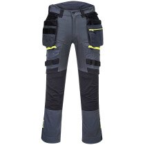 Portwest DX440 DX4 Detachable Holster Pocket Workwear Trouser - Regular Leg Length - Various colours available