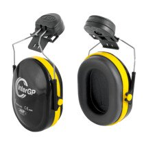 JSP AEK010-005-300 Inter GP Helmet Mounted Ear Defenders Compatible with MK7 + EVO Range (SNR 25)