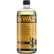 DeWalt DT20662-QZ Chainsaw Oil 1L
