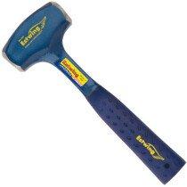 """Estwing EB3/2LB Club Hammer 2lbs (0.91kg) 10.5"""" Handle AKA Short Sledge Hammer"""