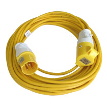 Lawson-HIS ELF023 16 Amp 110 Volt  x 14 Metre 1.5mm Extension Cable Lead