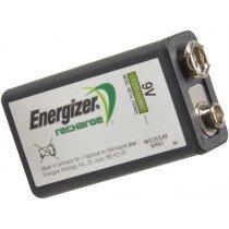 Energizer S624 9 Volt Rechargeable Battery R9V 175 mAh Single (x 1) ENGRC9V175