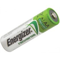 Energizer S625 AA Rechargeable Batteries 1300 mAh Pack of 4 ENGRCAA1300
