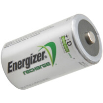 Energizer S639 D Cell Rechargeable Batteries RD2500 mAH Pack of 2 ENGRCD2500