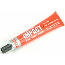 Evo-Stik EVOIMPL Impact Adhesive - 65gm Tube