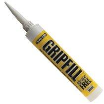 Evo-Stik 18631 Gripfill Yellow Solvent Free Adhesive 350ml EVOGRIPYELL