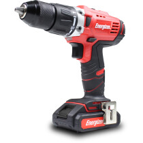 Energizer EZPP18V2B2AUK 18V Combi Drill with 2 x Batteries in Case