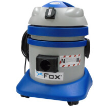 Fox F50-812-240 21L 240v M Class Vacuum Extractor With Power Take Off Socket