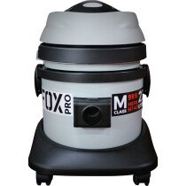 """Fox F50-813 """"M"""" Class 21Ltr Vacuum Cleaner / Dust Extractor with HEPA Filter"""
