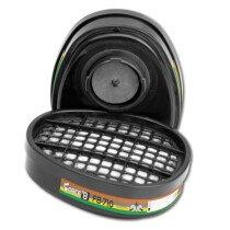 JSP Force 8 BMN330-011-700 F-2710 ABEK1 Combination Cartridge Filters (Pair)