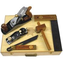 Faithfull FAICARPSET 5 Piece Carpenters Tool Kit