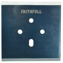 Faithfull 640 Spare Scraper Blade for FAISCRA21 (Single Pack) FAISCRA21BL