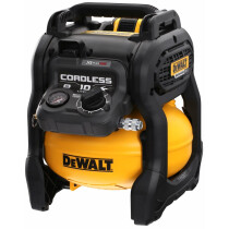 DeWalt DCC1054T2-GB 54V XR Flexvolt 10L Air Compressor with 2x 6.0Ah Batteries