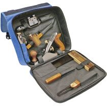 Faithfull FAICARPBAG Carpenters 7 Piece Tool Set in Tool Bag