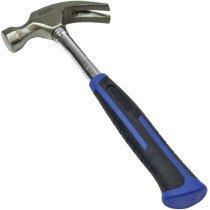 Faithfull FAICAS8 Claw Hammer Steel Shaft 227g (8oz)