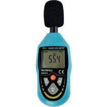 Faithfull EM2223 Digital Sound Meter FAIDETSOUND