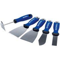 Faithfull FAIDIYKIT5 Soft-Grip Decorating Tool Kit 5 Piece