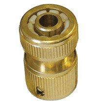 Faithfull FAIHOSEFC Brass Female Hose Connector 12.5mm (1/2in)