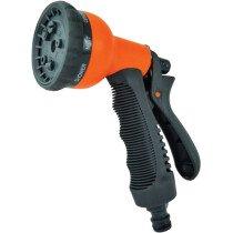 Faithfull YM7202 Plastic 8 Pattern Adjustable Spray Gun FAIHOSEPLSPY
