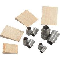 Faithfull FAIHWMMBOXN Hammer Wedges Assorted Box (12)