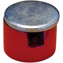 Faithfull FAIMAGBM125 Button Magnet 12.5mm Power 0.7kg